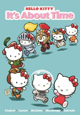 Hello Kitty. It's about time
