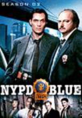 NYPD blue. Season 02