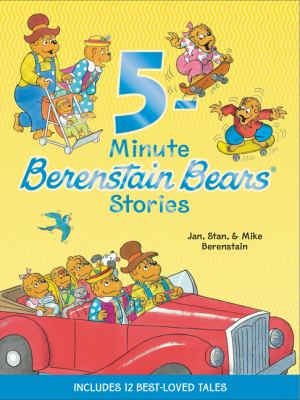 5 - minute Berenstain Bears stories