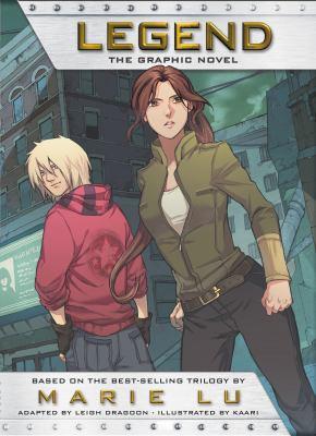 Legend : the graphic novel