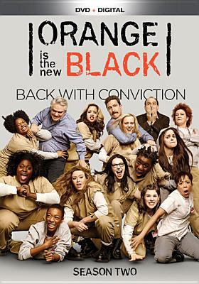 Orange is the new black. Season two / a Netflix Original series ; Tilted Productions ; Lionsgate Television ; created by Jenji Kohan ; produced by Jenji Kohan.