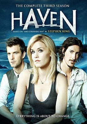Haven. The complete third season / an Entertainment One, Big Motion Pictures production ; in association with Universal Networks International ; written by Jonathan Abrahams [and others] ; directed by Lee Rose [and others] ; developed for television by Sam Ernst, Jim Dunn.