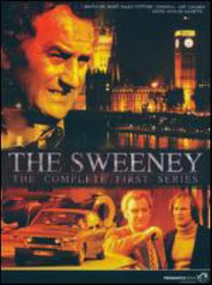 The Sweeney. The complete first series