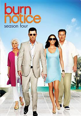 Burn notice. Season four