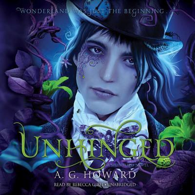 Unhinged : a splintered novel