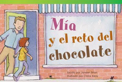 Mia y el reto del chocolate