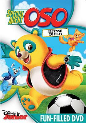 Special Agent Oso. License to play.
