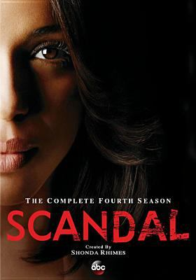 Scandal. The complete fourth season / created by Shonda Rhimes.