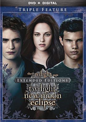 The twilight saga. New moon