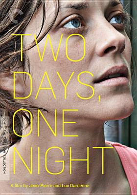 Deux jours, une nuit = Two days, one night.