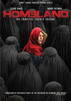 Homeland. The complete fourth season