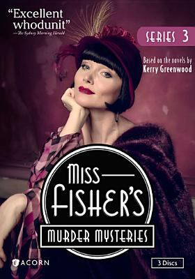 Miss Fisher's murder mysteries. Series 3