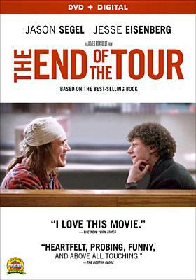 The end of the tour / produced by A24 ; screenplay by Donald Margulies ; directed by James Ponsoldt.
