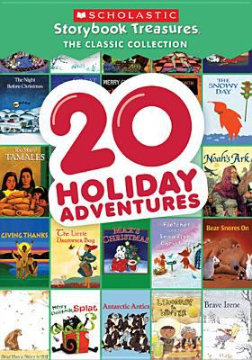 20 holiday adventures.