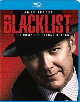 The blacklist. The complete second season.