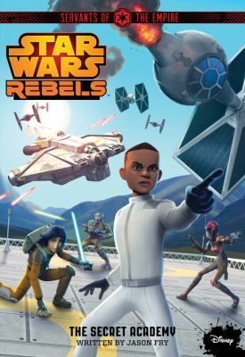 Servants of the empire : The secret academy