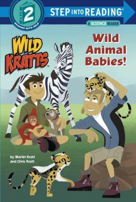 Wild animal babies! Easy Reader