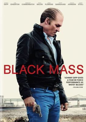 Black mass / Warner Bros. Pictures presents ; in association with Cross Creek Pictures and Ratpac-Dune Entertainment ; a Cross Creek Pictures production ; in association with Le Grisbi productions, Free State Pictures, and Head Gear Films ; screenplay by Mark Mallouk and Jez Butterworth ; produced by John Lesher, Brian Oliver, Scott Cooper, Patrick McCormick, Tyler Thompson ; directed by Scott Cooper.