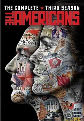 The Americans. The complete third season / FX Productions ; Twentieth Century-Fox Television, Inc. ; Amblin Television ; created by Joe Weisberg ; executive producers Joe Weisberg, Joel Fields, Graham Yost, Justin Falvey, Darryl Frank.