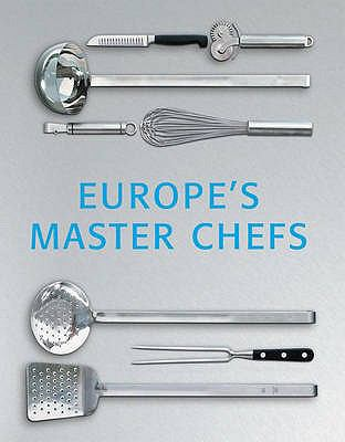 Master chefs : favorite recipes.