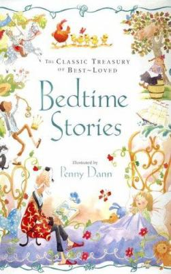 The classic treasury of best-loved bedtime stories
