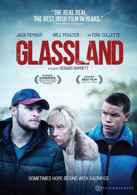 Glassland / Film Movement presents ; Irish Film Board ; Element Pictures in association with Nine Entertainment ; written and directed by Gerard Barrett ; produced by Ed Guiney, Juliette Bonass.