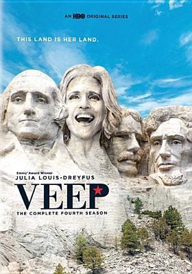 VEEP. The complete fourth season.