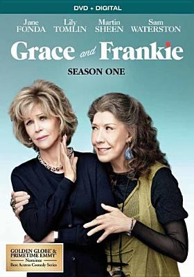 Grace and Frankie. Season one / a Netflix original series ; created by Marta Kauffman & Howard J. Morris ; producer, Jacquelyn Reingold ; produced by Jeff Freilich ; Okay Goodnight! ; Skydance Television.
