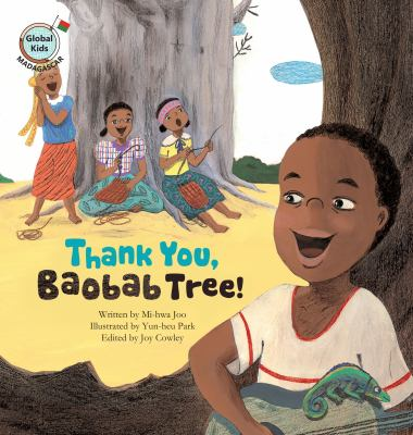 Thank you, baobab tree!