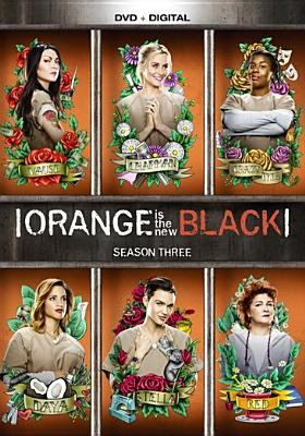 Orange is the new black. Season three / a Netflix original series ; executive consultant, Piper Kerman ; associate producer, Arturo Guzman ; staff writer, Jordan Harrison ; unit production managers, David Price, Neri Kyle Tannenbaum ; first assistant director, Vebe Borge ; second assistant director, Nicole Feder ; directors, Andrew McCarthy [and others] ; writers, Stephen Falk [and others] ; producers, Jim D. Gray, Neri Kyle Tannenbaum, Tara Herrmann ; production company, Tilted Productions, Lions Gate Television, Inc.