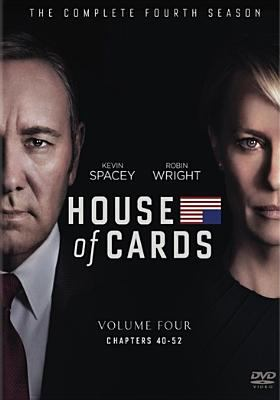 House of cards. The complete fourth season / Trigger Street Productions.