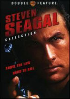 Steven Seagal collection : Above the law : Hard to kill.