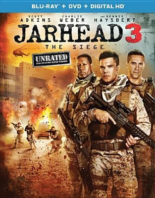 Jarhead 3 : the siege / Universal 1440 Entertainment presents ; a UFO International production ; produced by Jeffery Beach, Phillip Roth ; written by Michael Weiss ; directed by Will Kaufman.