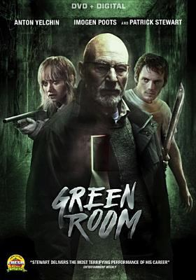 Green room / an A24 release ; a Broad Green Pictures and Film Science production ; produced by Neil Kopp, Anish Savjani, Victor Moyers ; written and directed by Jeremy Saulnier.