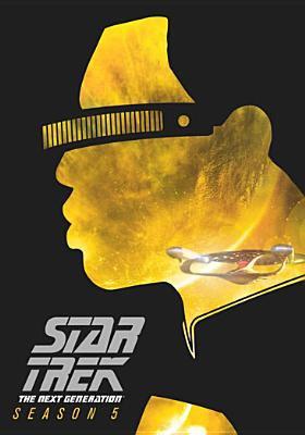 Star trek the next generation. Season 5 [videorecording].
