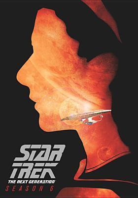 Star trek the next generation. Season 6 [videorecording].