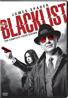 The blacklist. The complete third season