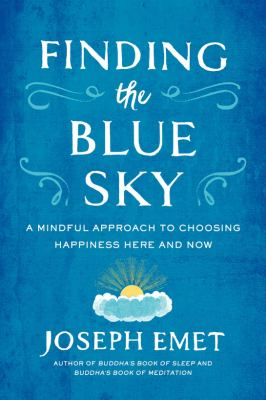 Finding the blue sky : a mindful approach to choosing happiness here and now