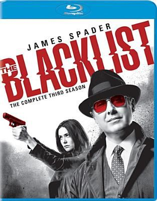 The blacklist. The complete third season.