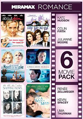 Miramax romance collection : Month by the lake. A walk on the moon. My life so far. About Adam. A price above rubies. The shipping news.
