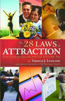 The 28 laws of attraction : stop chasing success and let it chase you
