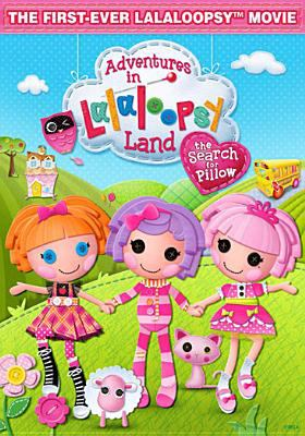 Adventures in Lalaloopsy land. The search for Pillow