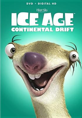 Ice age : Continental drift
