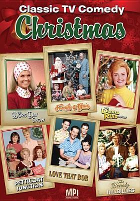 Classic TV comedy Christmas.