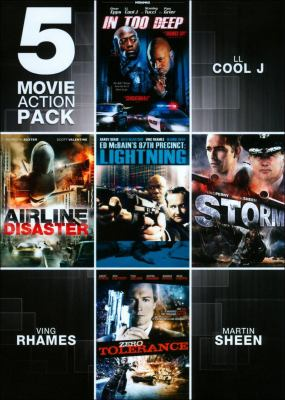 5 movie action pack.
