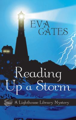 Reading up a storm : a lighthouse library mystery