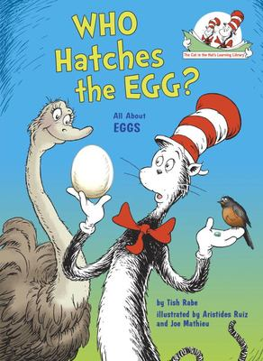 Who hatches the egg? : all about eggs
