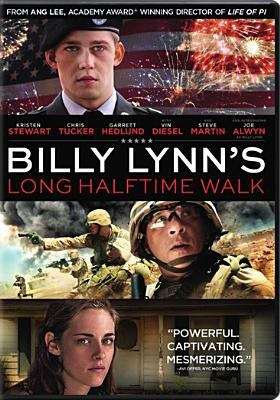Billy Lynn's long halftime walk / Tristar Pictures presents ; produced by Marc Platt, Ang Lee, Rhodri Thomas, Stephen Cornwell ; screenplay by Jean-Christophe Castelli ; directed by Ang Lee.