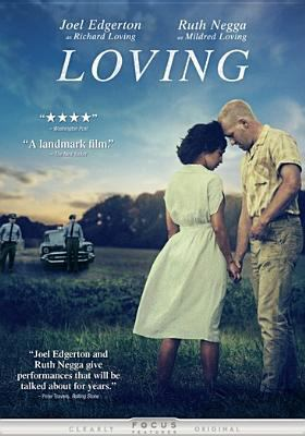 Loving / Focus Features presents ; a Raindog Films production ; a Big Beach production ; in association with Augusta Films & Tri-State Pictures ; written and directed by Jeff Nichols ; produced by Ged Doherty & Colin Firth, Nancy Buirski ; produced by Sarah Green ; produced by Marc Turtletaub & Peter Saraf.