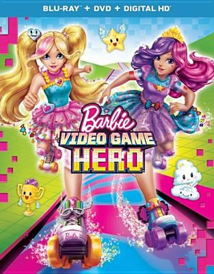 Barbie. Video game hero
